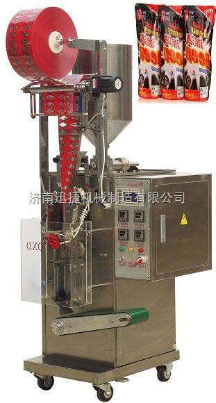枸杞蜂蜜包装机|袋装糖浆包装机