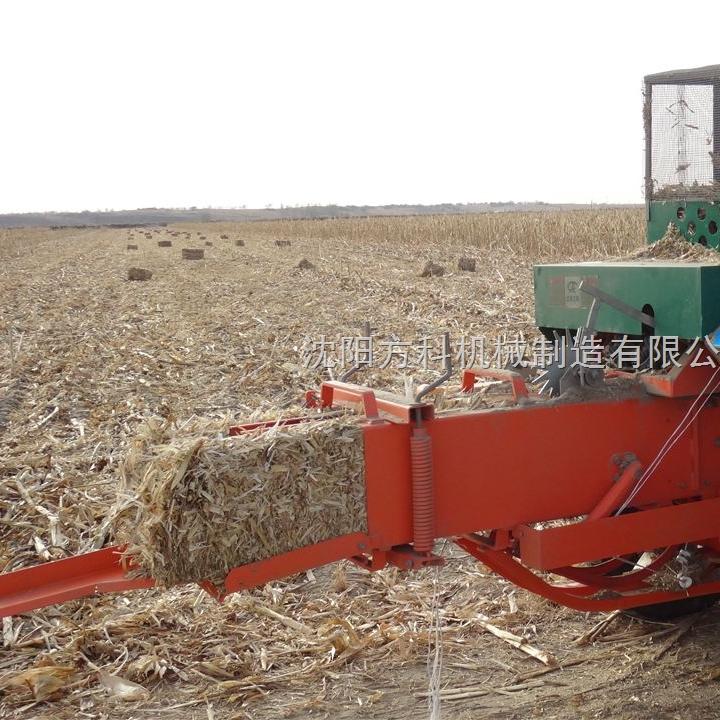 方科9YFQ-19型自动捡拾方捆打捆机