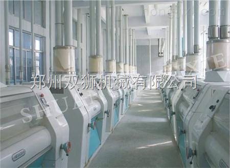 面粉机械小型面粉加工设备多少钱