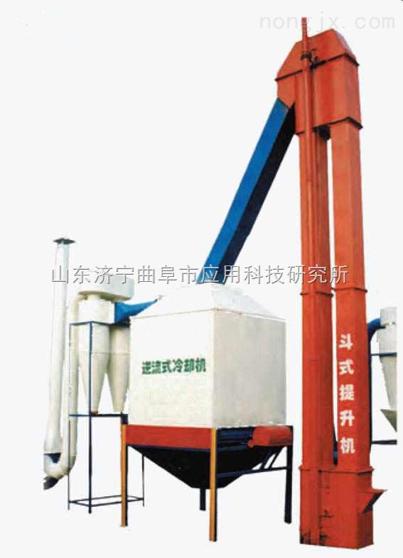 山东科阳牌有机肥生产线肥料制粒机对辊造粒机鸡粪烘干机