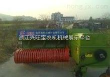 直销秸秆捡拾打捆机 玉米秸秆方捆机*厂家