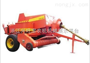 2013收割式秸秆方捆机 玉米秸秆方捆机 曲阜新阳