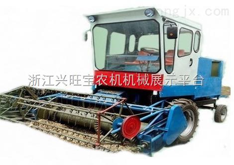玉米秸秆方捆机 收割捡拾式方捆机【含动力】
