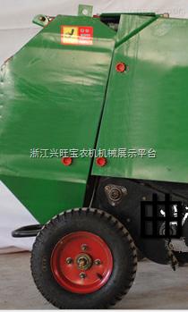 出售玉米秸秆方捆机 棉花秸秆收割式打捆机图片