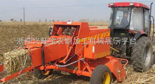 供应上海玉米秸秆打捆机 大型玉米秸秆打捆机价格