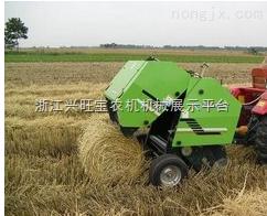 玉米秸秆行走式打捆机  精装玉米秸秆行走式打捆机