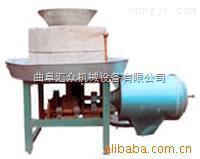 高效磨面机,石磨杂粮小麦磨粉机,石磨制糁机