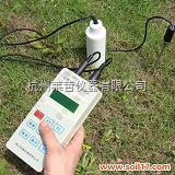 同步检测容量的快速土壤水分测定仪