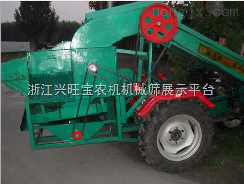 供应圣鲁机械标准棒子扒皮机鲜玉米脱粒机玉米剥皮机