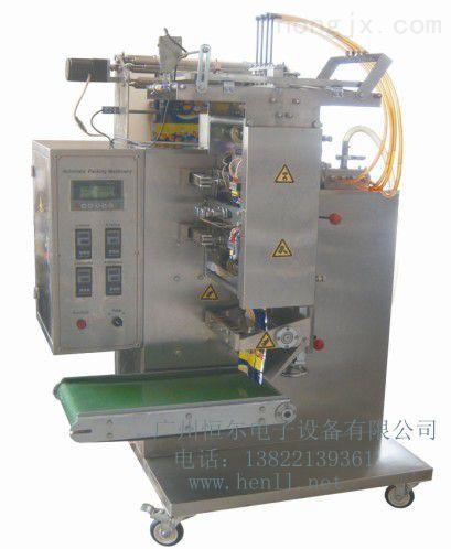 PL-480Y-多列边封液体(洗发水、面霜、果酱)包装机