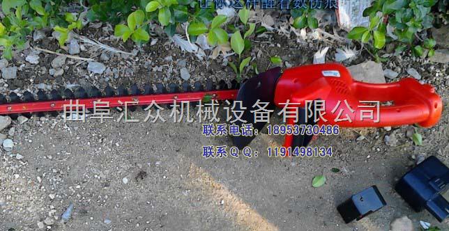 高效电动绿篱机,电动割灌机