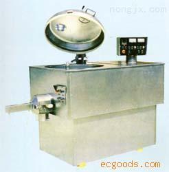 益球制粒设备-GHL高速混合制粒机