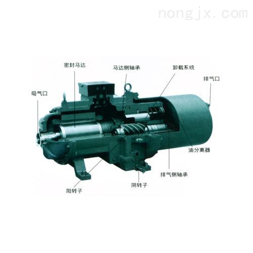日立螺杆压缩机(6002sc-h,6005sc-h)