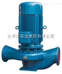 立式管道离心泵ISG80-100
