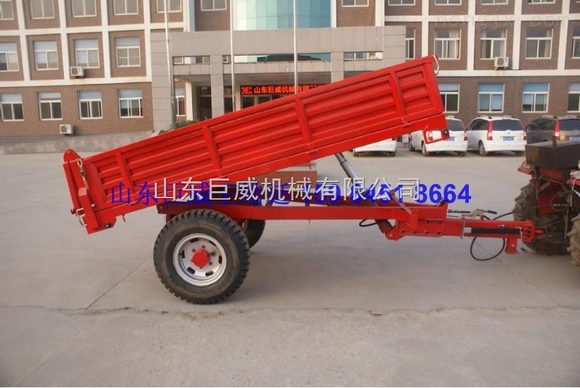 7CX-4T-4吨农用挂车