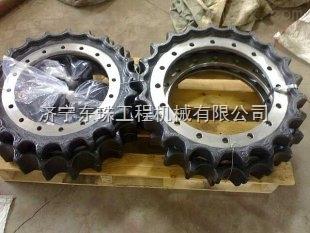 现代R205驱动轮,现代挖掘机齿轮,现代驱动齿
