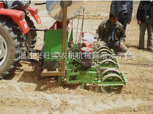 供应红日Redsun2BYSF精密玉米施肥播种机玉米精密播种机