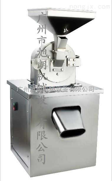 HK-180-304不锈钢材质中药粉碎机、小型中药高效万能粉碎机