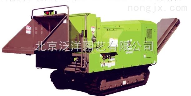 园林机械 营林机械 树枝粉碎机 北京泛洋园艺有限公司 园林机械 树木