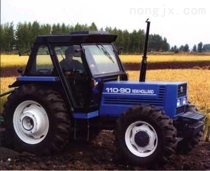 二手纽荷兰拖拉机农业机械图片