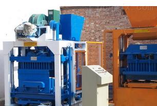墊塊磚機|砌塊機設備|空心磚機|液壓砌塊機HC