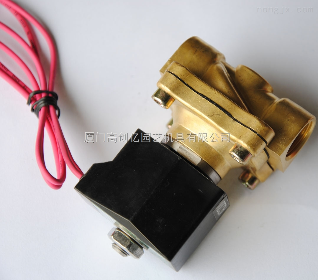 高压电磁阀(常闭型)