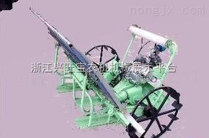 日本久保田SPW6行乘坐式插秧機
