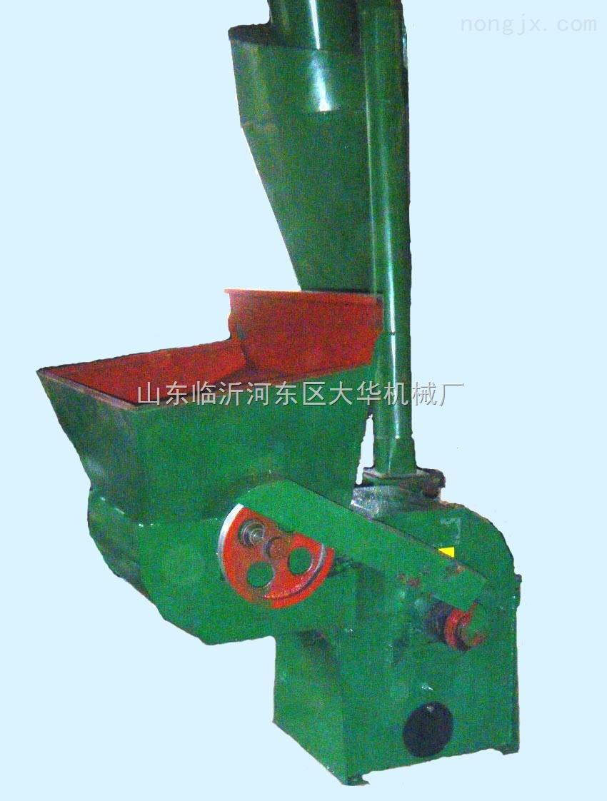 秸秆饲料粉碎机自动拨料高效节能保证操作安全