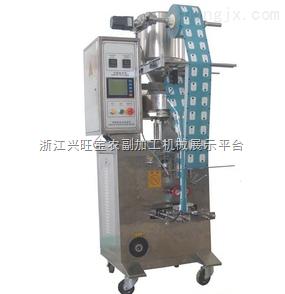 全自动金字塔形立体三角包袋泡茶茶叶包装机made in ShangHai