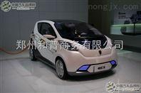 荣威E1电动四轮代步车自动离合 成人电动观光车新能源电动汽车