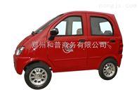 大安TDAS-小精灵一代SK新能源电动汽车电动三轮 老年代步车 成人电动观光车