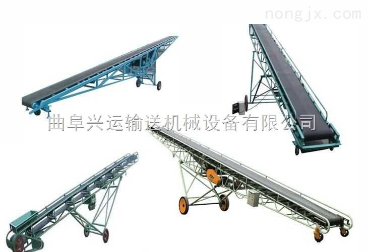 姜堰胶带输送机 碎石专用运输机 传送带厂家
