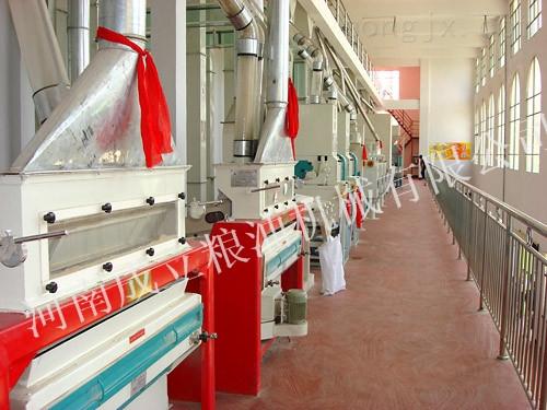 大米加工机械—大米加工设备—粮油加工机械就选河南成立粮油。