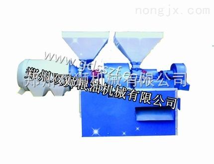 郑州双狮玉米脱皮制粉机