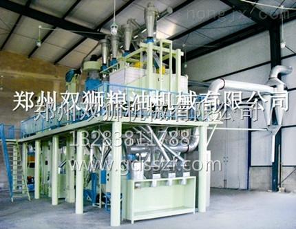 郑州双狮小型玉米加工设备