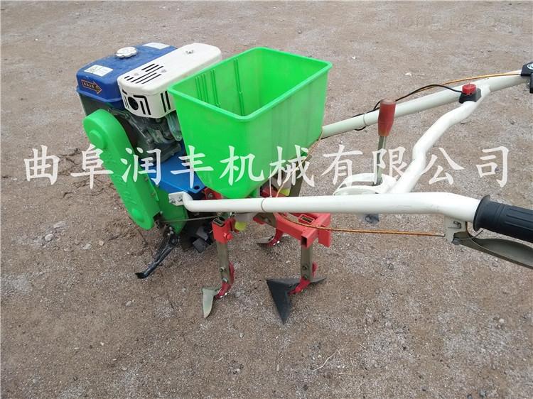 汽油播种机 玉米免耕播种机