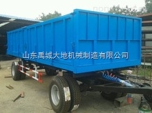 專業生產---【7CX-5.0自卸拖車】---堅固 自卸 方便 高效
