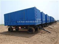 优质大地7CX系列粮食运输专用拖车