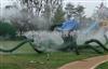 湖南游乐园造景雾森系统景观造雾