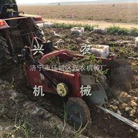 土豆、红薯收获机厂家 多功能收获机视频