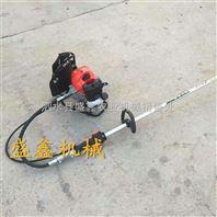 重量轻汽油四冲程背负式易携带果园割草机