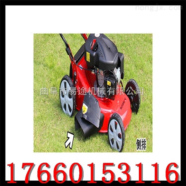 供應輕便手推式電動草坪機 現貨直銷手推式割草機