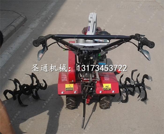 组合式微耕机 配置齐全手扶微耕机