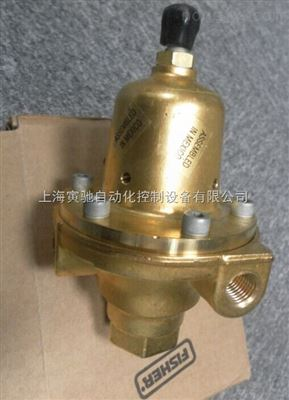 美国费希尔压缩天然气减压阀1301f管道减压阀图片