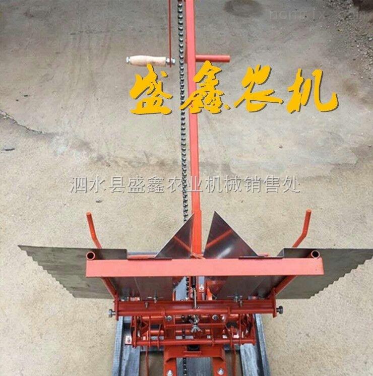 自动水稻插秧机