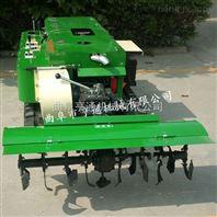 履带式开沟施肥机 果园管理机 28马力柴油履带旋耕机