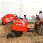 JD8050行走拖拉机式打捆机 青草牧草秸秆操作视频