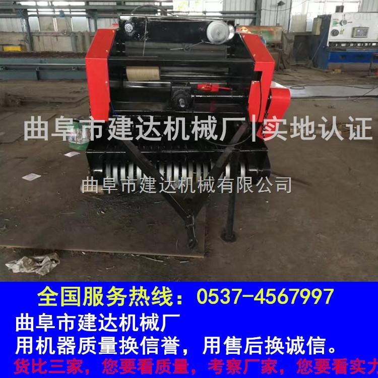 麦秸秆打捆机 水稻打捆机厂家直销 打捆机图片