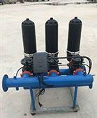 微灌水肥一体机 双体砂石 叠片反冲洗过滤器