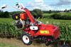 长期供应水稻割晒机4G120A汽油型稻麦微型割晒机